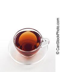 tea in cup