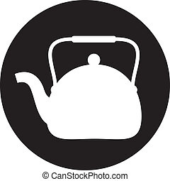 Tea maker ( Kitchen Icon )
