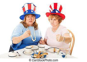 Tea Party Patriots - Fighting Mad