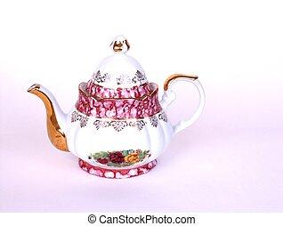 Tea Pot - Isloated tea pot