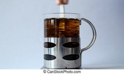 Tea - Glass of tea