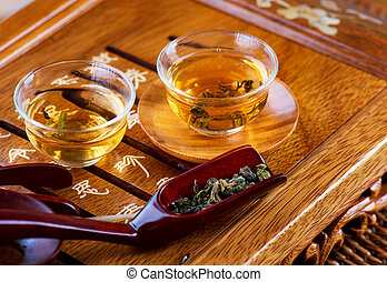Tea .Traditional Chinese Tea Ceremony