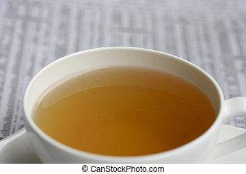 Tea - Zeitung