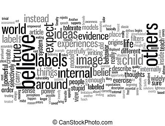 Teach Me Who You Are text background wordcloud concept