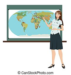 teacher of Geography