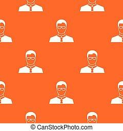 Teacher pattern seamless