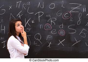 Teacher thinking