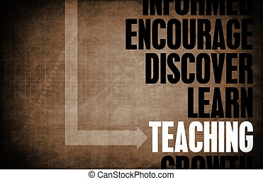 Teaching Key Concepts as a Education Teacher