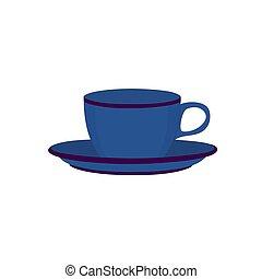 teacup, keramisch, keukengerei