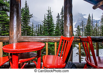 Teahouse in the Wilderness