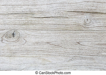 teak, bois, fond, gris, texture