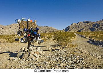 Teakettle Junction Death Valley - Teakettle Junction, Death...
