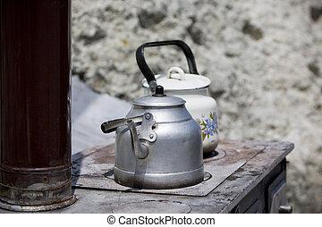 Teakettle - Two teakettle