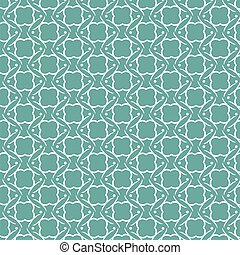 teal pattern background 1607 - Decorative background with a...