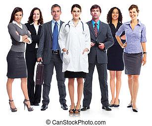team., αρμοδιότητα ακόλουθοι