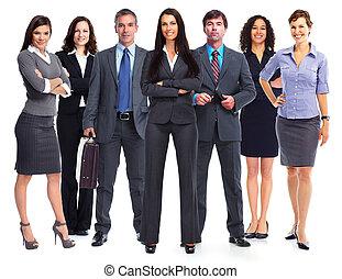team., business národ
