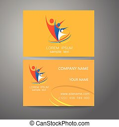 team company logo identity template