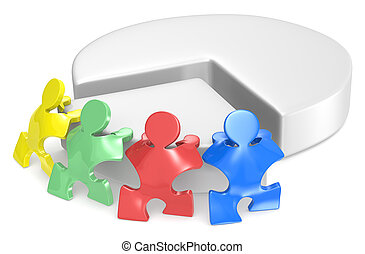 Team effort Illustrations, Graphics & Clipart | Can Stock ...