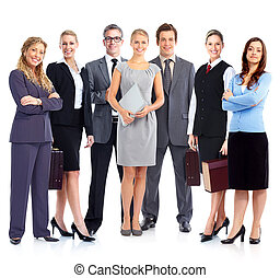 team., handlowy zaludniają