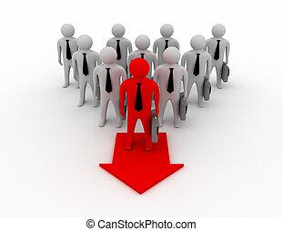 team leader concept