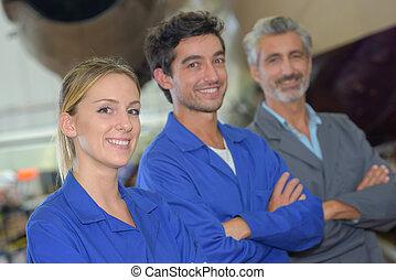 team of assembler