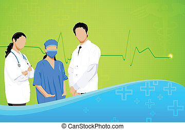Team of Doctor