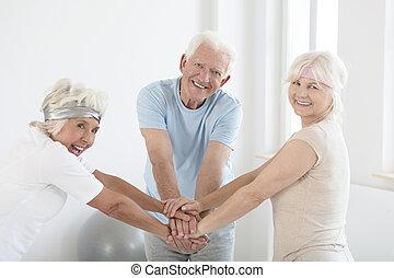 Team of elders