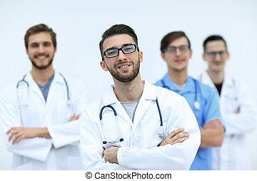 Team of medical professionals