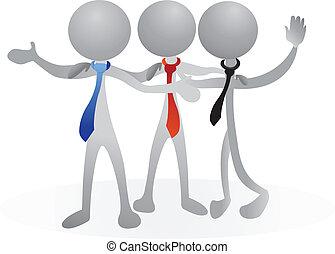 Team social media logo