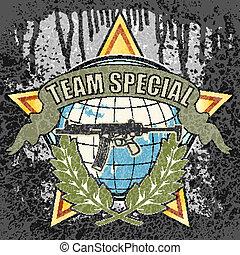 Team special symbol