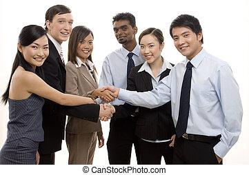 team, succes, 3