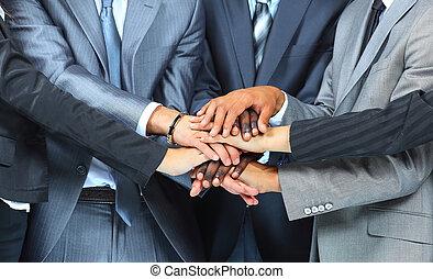 Team work concept.