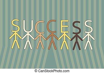Team work to success
