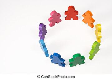 teamwo, verscheidenheid