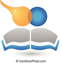 Teamwork children book logo