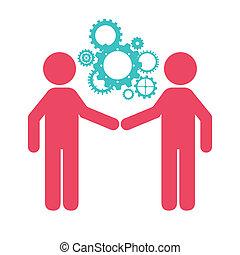 teamwork, design