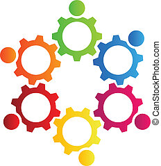 teamwork, det gears