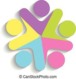 Teamwork icon logo