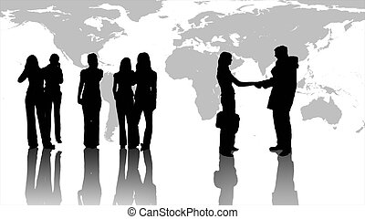 Teamwork in Business