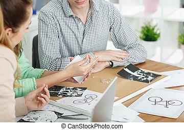 Teamwork in corporation