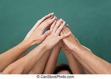 teamwork, kooperacja