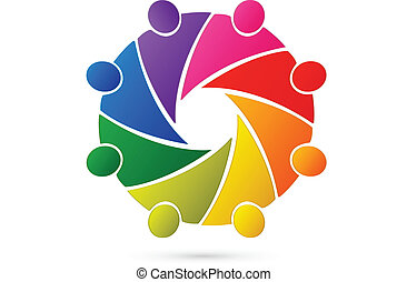 teamwork, logo