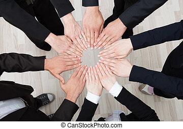 teamwork, samenwerking