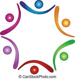 Teamwork social logo
