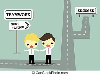 teamwork strategy for success