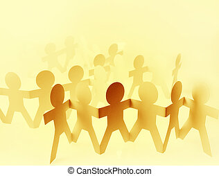 Teamwork. Unity. Partnership