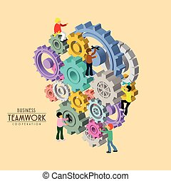 teamwork, zakelijk