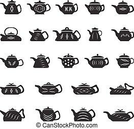 Teapot  Chinese Japanese Asian Oriental.