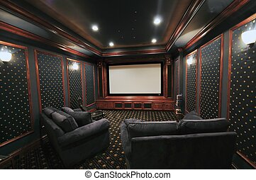 teater hemma