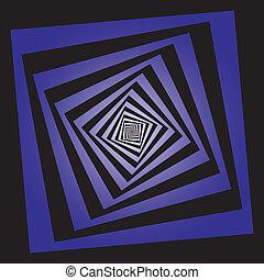 teatral, hellix, lila, resumen, elemento, descendente, plano de fondo, marcos, sugestion, cuadrados
